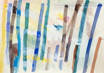 Etel Adnan, 'Untitled', 1998