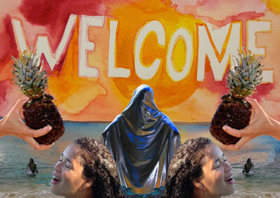 Alberta Whittle, 'Meditations on Welcome', 2018