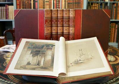 David Roberts, 'The Holy Land, Syria, Idumea, Arabia, Egypt, & Nubia.', 1842, 1845 & 1846, 1849.