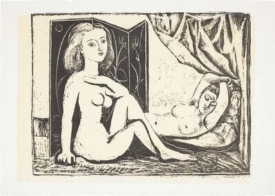 Pablo Picasso, 'Les Deux femmes nues (Two Nude Women)', 1946