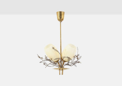 Paavo Tynell, 'Model 9029/4 – Concerto series ceiling lamp', ca. 1948