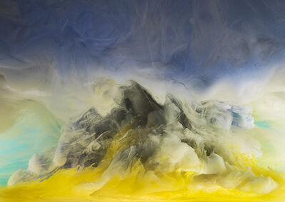 Kim Keever, 'Abstract 37331', 2018