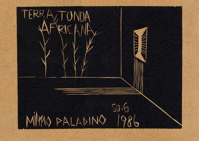 Mimmo Paladino, 'Terra Tonda Africana ( 6 linocuts )', 1986