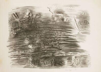 Raoul Dufy, 'Sailing Boats', 1925