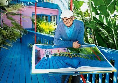David Hockney, '2', ca. 2021