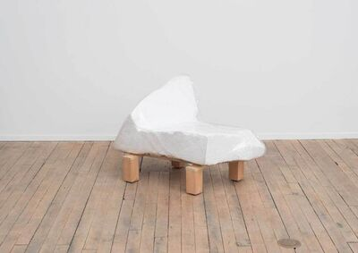 James Hyde, 'Chunk Chair Fast Back', 2006