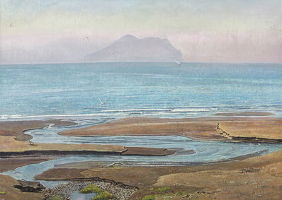 LIU De-Lang, 'Overlooking Guishan Island', 2017