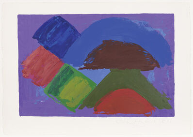 John Hoyland, 'Untitled 12', 1981