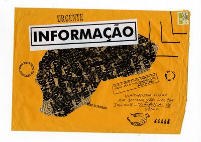 Paulo Bruscky, 'Informação', ca. 1980