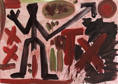 A.R. Penck, 'Untitled', 1989