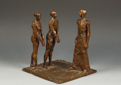 Elisabeth Frink, 'Standing Group', 1983
