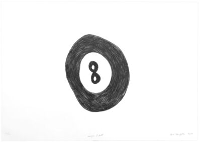 Mary-Ann Monforton, 'Magic 8 Ball', 2019