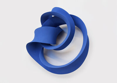 Merete Rasmussen, 'Infinite Blue', 2017