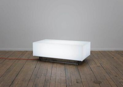 James Hyde, 'Coffee Glow Table', 1998