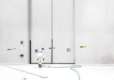 Vincent Fournier, 'Ergol #12, Arianespace, Guiana Space Center [CGS], Kourou, French Guiana, 2007.', 2007