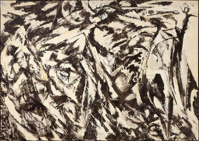 Lee Krasner, 'Charred Landscape ', 1960