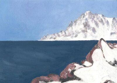 Li Shan  李珊 (b. 1957), 'Cold Ocean (Lofoten, Norway) 冰冷的海(罗浮敦群岛,挪威)', 2020