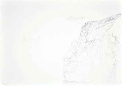 Joseph Beuys, 'Leonardo Codice Madrid', 1970-1980