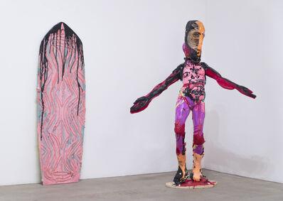 Folkert de Jong, 'FEMEN Picasso', 2017