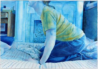 Rebecca Bird, 'Kneeling Figure', 2017