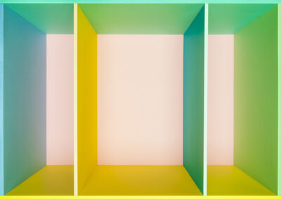 Hideo Anze, 'FRAMING-35m,f11,0.8,ISO100,2013109,2:06:11', 2013