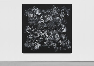 Mark Wallinger, 'Action Painting 9', 2017