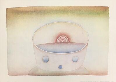 Jean Michel Folon, 'La Pensée', 1973