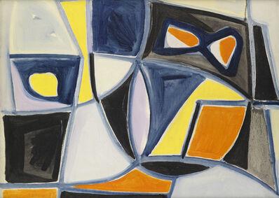 Caziel, 'Abstract Composition', ca. 1952