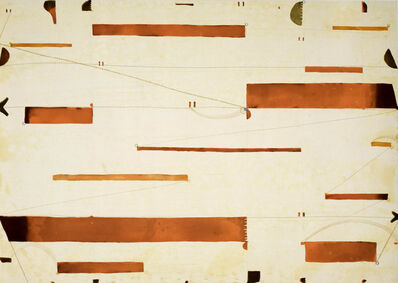 Caio Fonseca, 'THREE STRING ETCHINGARRANCIA', 2006