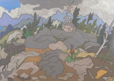 Pieter Vanderbeck, 'Nun-da-gao Ridge'
