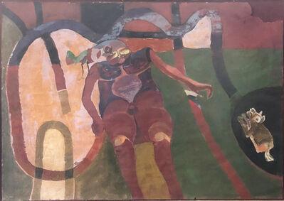 Francisco Toledo, 'Hombre Soñado', ca. 1965