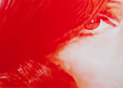 Judith Eisler, 'Red Margit 2', 2013