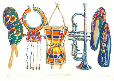 Don Nice, 'Festival Predella', 1988