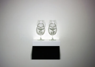 Reynier Leyva Novo, 'The Glass Kiss II', 2015