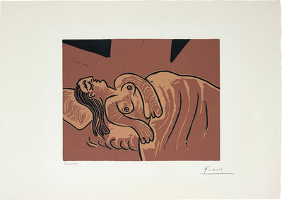 Pablo Picasso, 'Femme Endormie (Sleeping Woman)', 1962
