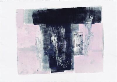 Rebeca Mendoza, 'Serie Cortazar, Monoprint H', 2015