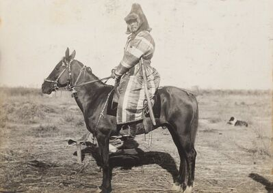 Unknown Artist, 'An Unusual Album of 46 Photographs of Mongolia', circa 1920