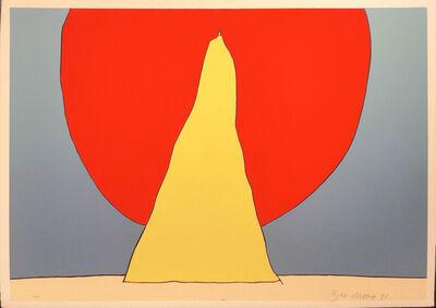 Peter Max, 'CLOSER TO GOD', 1971