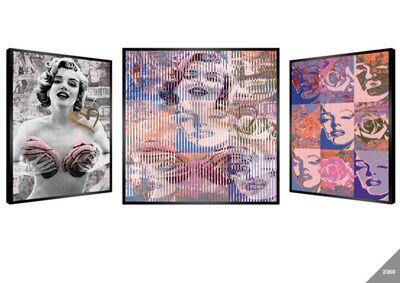 Patrick Rubinstein, 'Blossoming Marilyn'