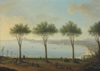 Antonio Joli, 'View of the Bay of Naples'