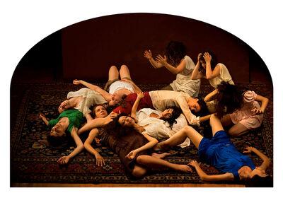 Nazif Topcuoglu, 'Lamentations', 2007