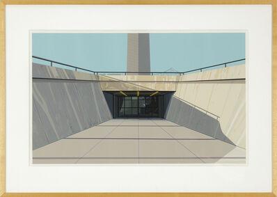 Richard Estes, 'Arch, St. Louis', 1972