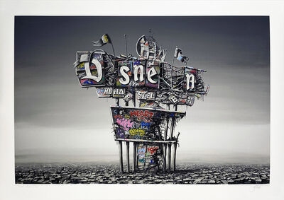 roamcouch, ''Ruined Sign' (w/Jeff Gillette)', 2021