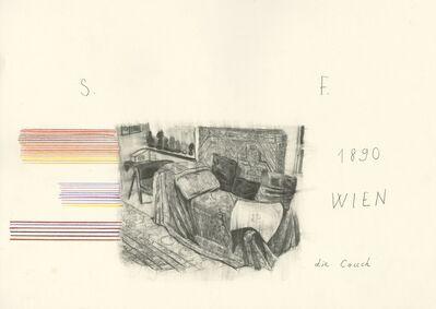 Marc Bauer, 'Untitled (Freud)', 2017