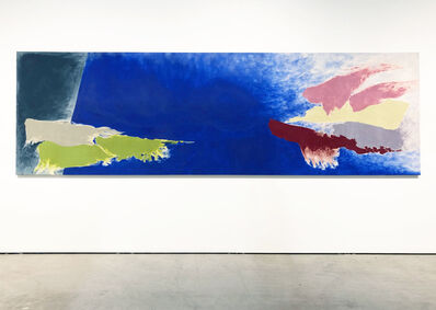 Friedel Dzubas, 'Other Side', 1980
