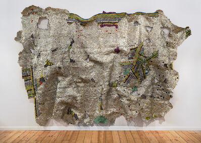 El Anatsui, 'Timespace', 2014