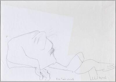 Maria Lassnig, 'Eine Frau ist viele / Liegende', 2005-2009