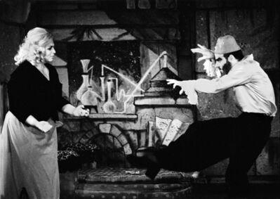 Leandro Katz, 'Charles Ludlam's 'Bluebeard', Evergreen Theatre', 1970-1995