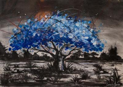 Ramarutha Makoba, 'My Blue Universe', 2018