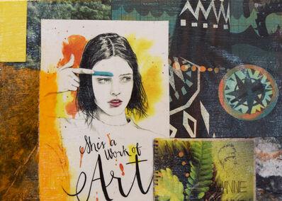 Jasmine Soto, 'She's a Work of Art', 2018